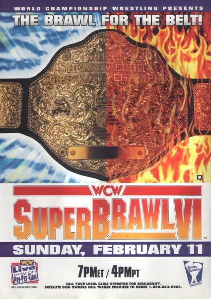 World Championship Wednesday: SuperBrawl VI