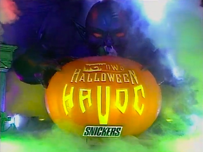 World Championship Wednesday (or Thursday): The Champ reviews The Ultimate Warrior's final pay-per-view appearance at WCW Halloween Havoc 1998