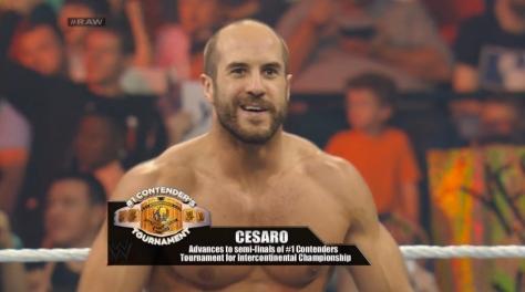 RAW 041414 Cesaro