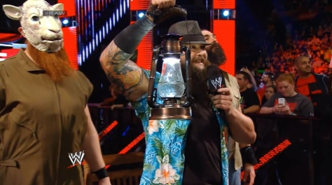 RAW 042814 Bray Wyatt