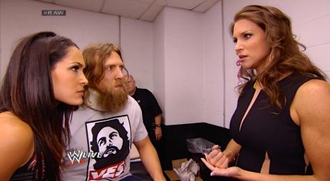 RAW 042814 Bryan Brie McMahon