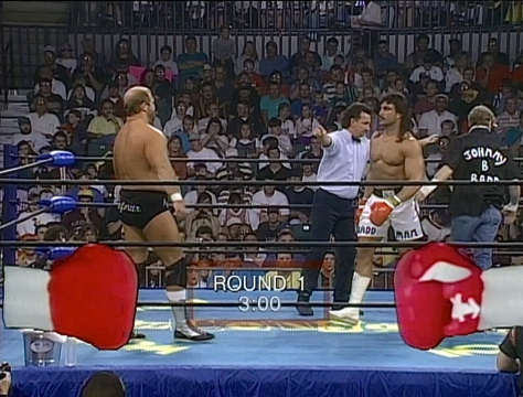 Uncensored 95 boxing