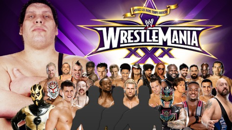WM30 Battle Royal