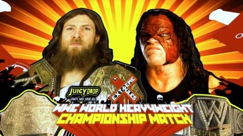 ExR WWE title