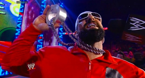 Main Event 052714 Damien Sandow D-Sizzle