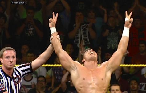 NXT 050114 Tyson Kidd