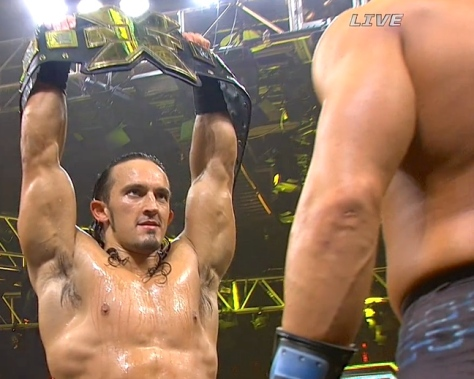 NXT Takeover Adrian Neville 2