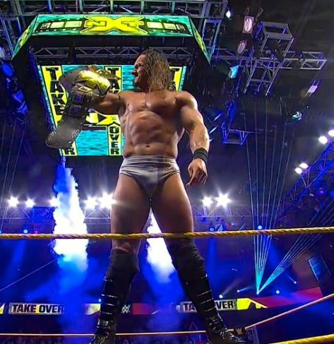 NXT Takeover Adrian Neville 3