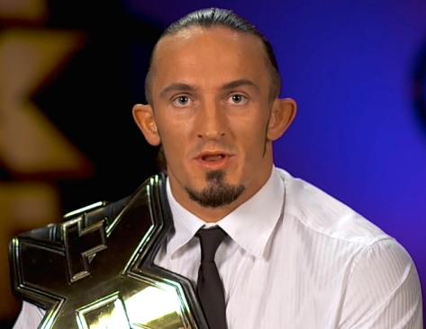NXT Takeover Adrian Neville