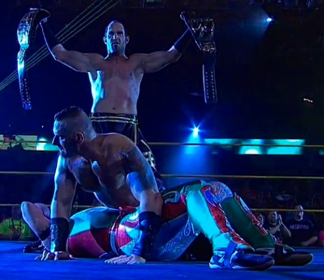 NXT Takeover The Ascension 2