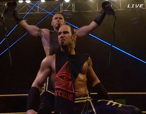 NXT Takeover The Ascension