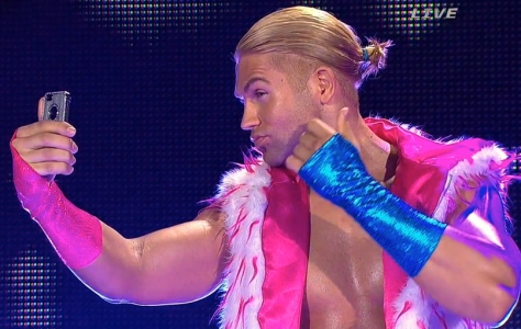 NXT Takeover Tyler Breeze