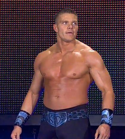 NXT Takeover Tyson Kidd