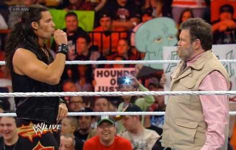 RAW 050514 Adam Rose Zeb Colter