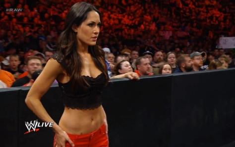 RAW 050514 Brie Bella