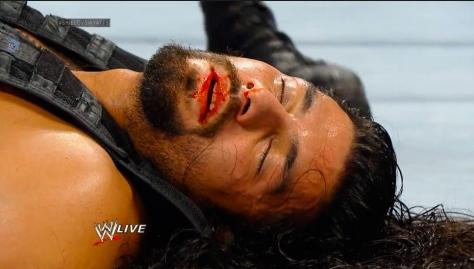 RAW 050514 Roman Reigns