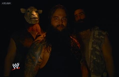 RAW 051214 Bray Wyatt Family