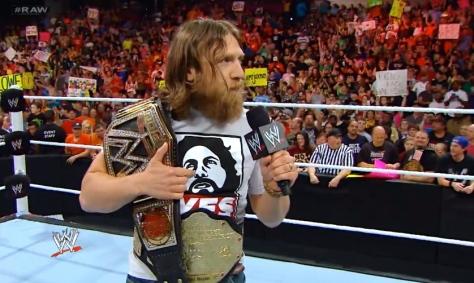 RAW 051214 Daniel Bryan 1