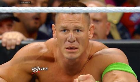 RAW 051214 John Cena 1