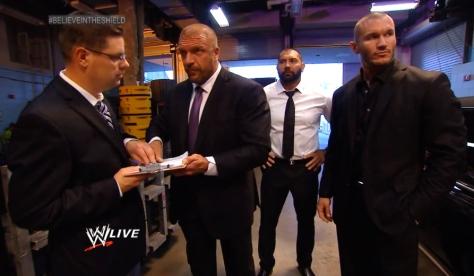 RAW 051214 Randy Orton Evolution