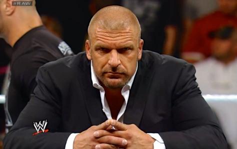 RAW 051214 Triple H