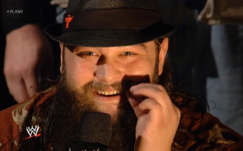RAW 051914 Bray Wyatt