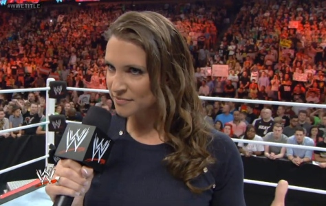 RAW 051914 Stephanie McMahon