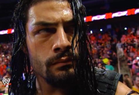 RAW 052614 Roman Reigns