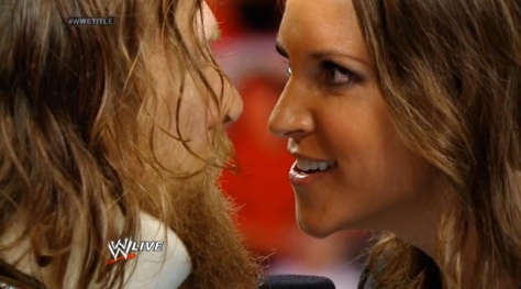 RAW 052614 Stephanie McMahon