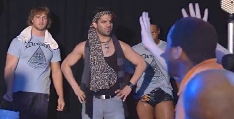 ROH 052414 Jimmy Jacobs The Decade