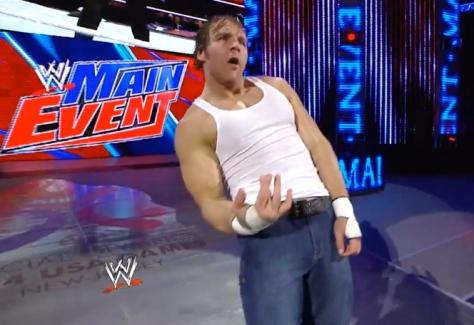 Main Event 061714 Dean Ambrose