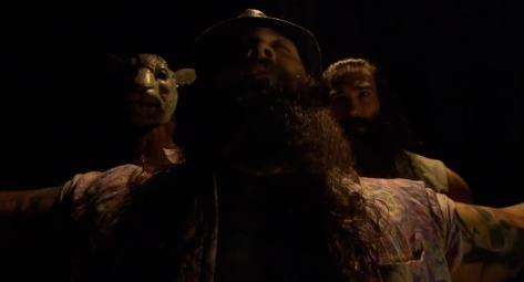 Main Event 061714 Luke Harper Bray Wyatt Family