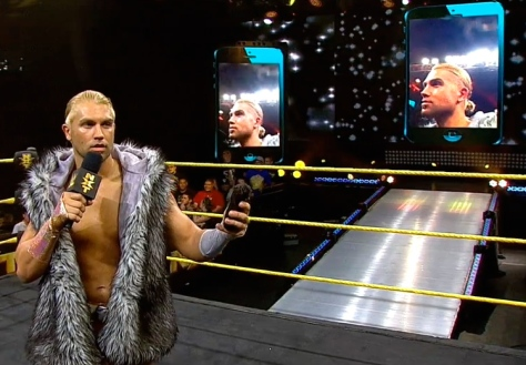 NXT 060514 Tyler Breeze