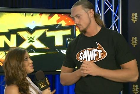 NXT 061914 Devin Taylor Colin Cassady