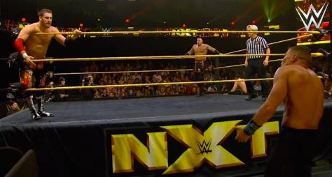 NXT 061914 Tyson Kidd Sami Zayn