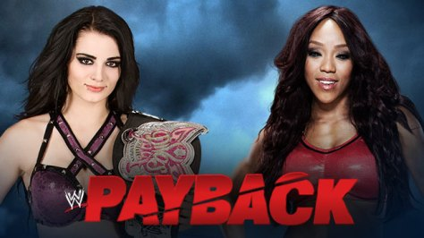 Payback Paige Alicia Fox