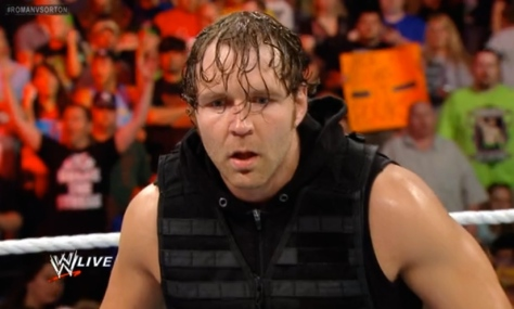 RAW 060214 Dean Ambrose