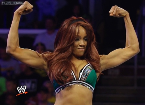 Superstars 061914 Alicia Fox 2