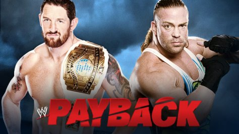 WWE Payback Bad News Barrett Rob Van Dam