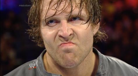 Main Event 072914 Dean Ambrose