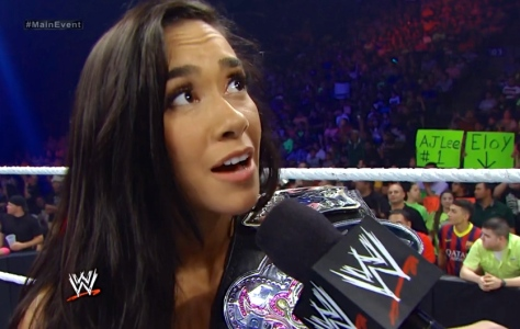 Main Event 080514 AJ Lee