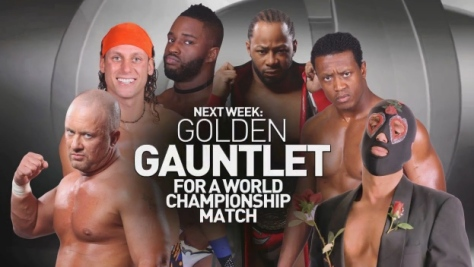ROH 072614 Golden Gauntlet