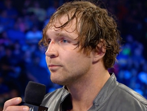 SmackDown 080814 Dean Ambrose