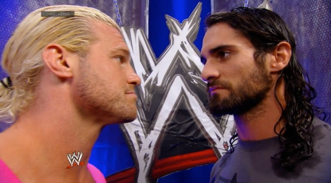 SmackDown review (Aug. 8): Seth Rollins gets revenge on Dean Ambrose … and Dolph Ziggler