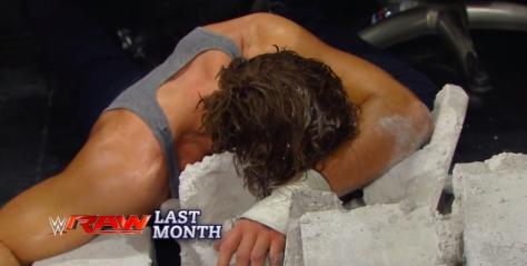 Main Event 090914 Dean Ambrose