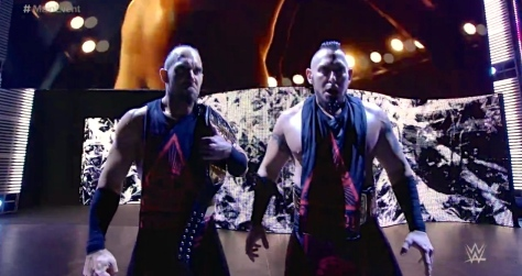 Main Event 090914 The Ascension