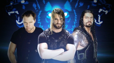 Main Event 090914 The Shield