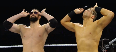 Main Event 091614 The Miz Damien Mizdow Sandow 3