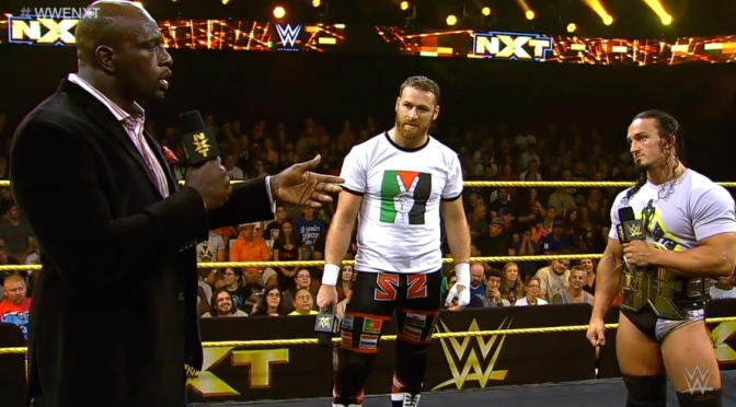WWE NXT review (Sept. 18): Neville and Zayn vs. Kidd and O'Neil; Hideo Itami debuts