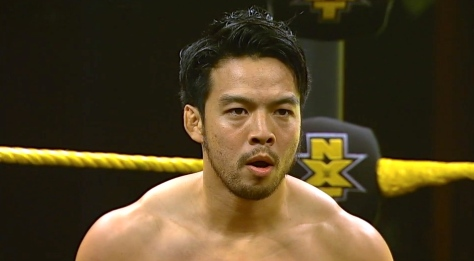 NXT 091814 Hideo Itami 2